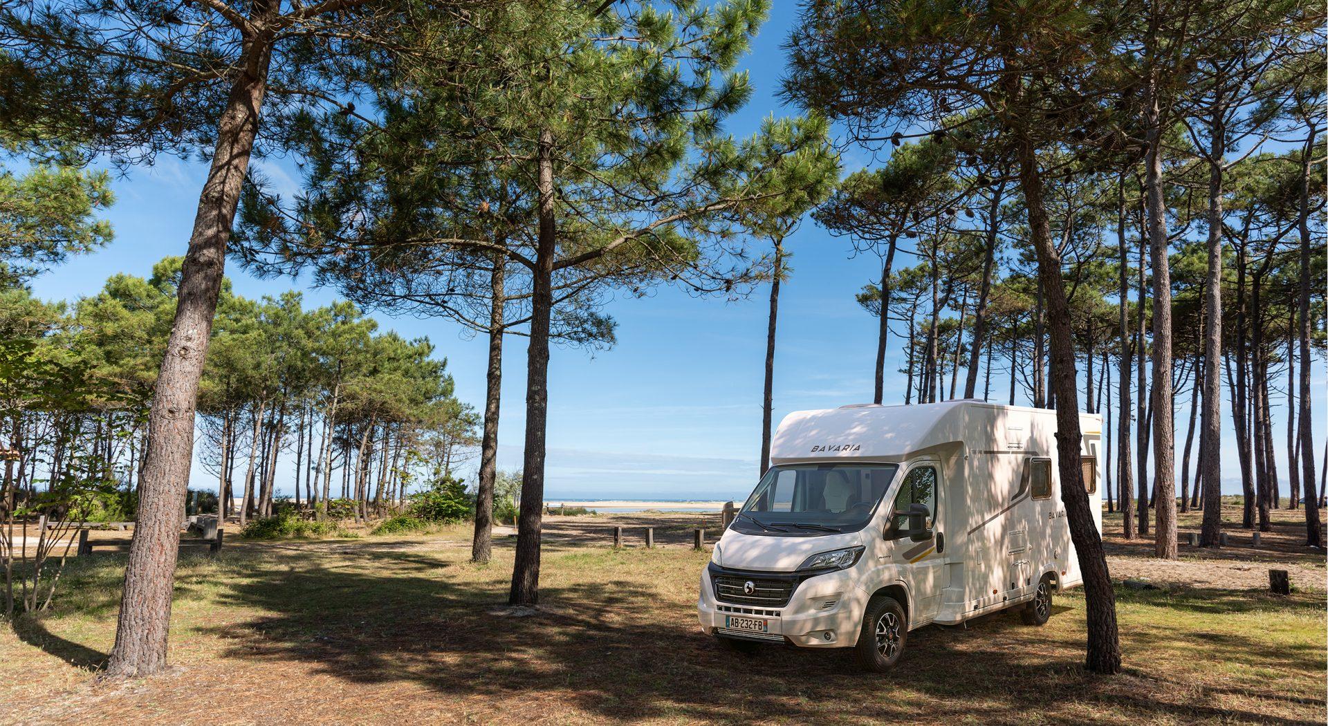 Bavaria Camping-car T696U